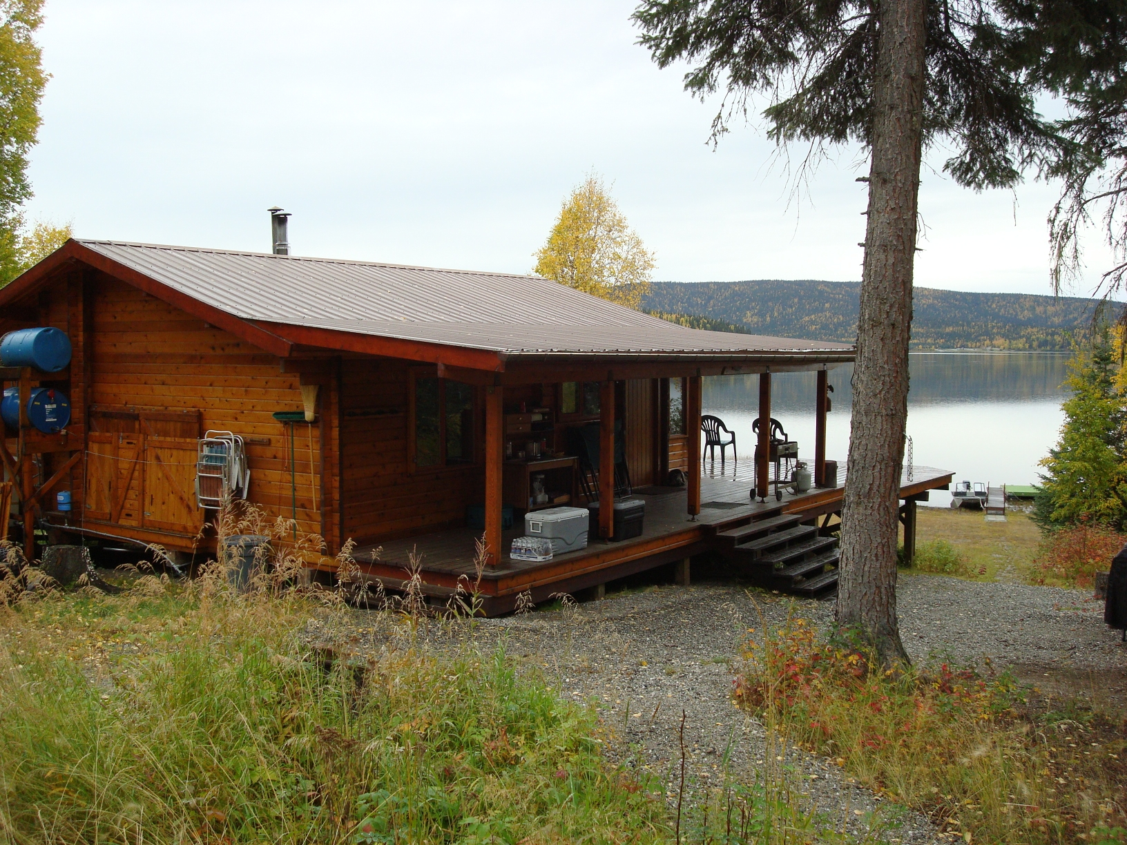 Trout fishing for Fish lake cabin