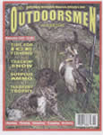 Cosmopolitan on the cover of Outdoorsmen magazine